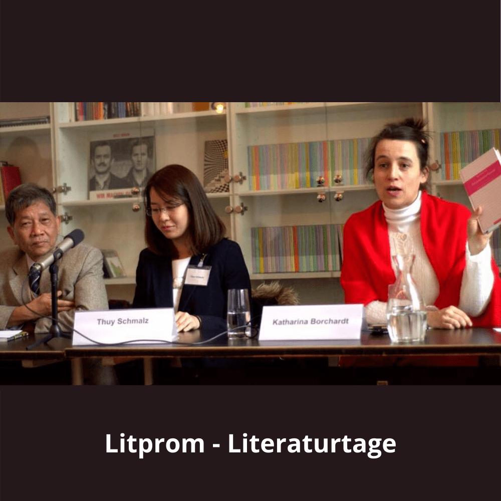 Litprom – Literaturtage